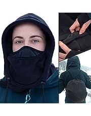 Face Mask Motorcycle Balaclava - All Season Ski Mask - for Women and Man