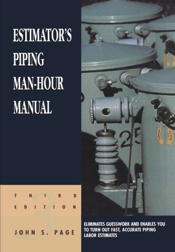 Estimator's Electrical Man-Hour Manual, Third Edition (Estimator's Man-Hour Library)