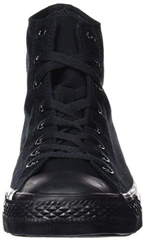 Mixte Monochrome Black Adulte Converse 006 Chaussures Noir M3310C 1qn6pE