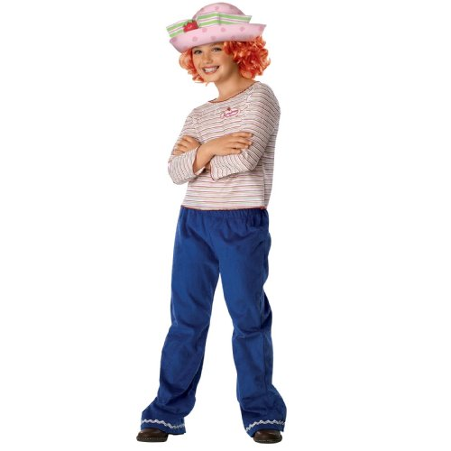 Lets  (Strawberry Shortcake Classic Costumes)