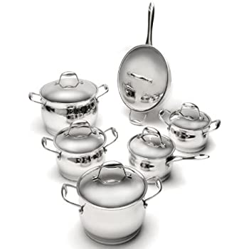 BergHOFF Zeno 12 piece Cookware Set
