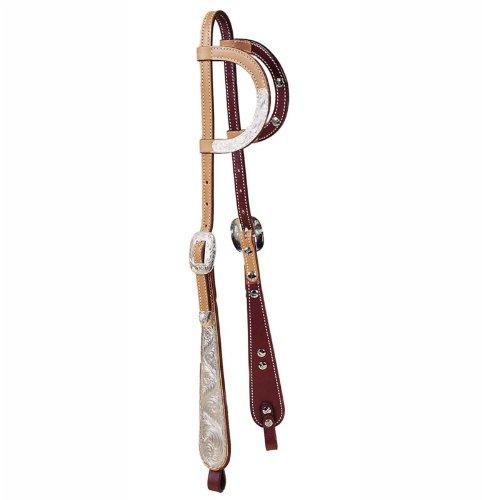 1着でも送料無料 ToryシルバーBuckarooダブル耳Headstall Horse B005AYJ0T8 B005AYJ0T8 Parent ダークオイル ダークオイル Horse, 三水村:c64c7acf --- berkultura.ru