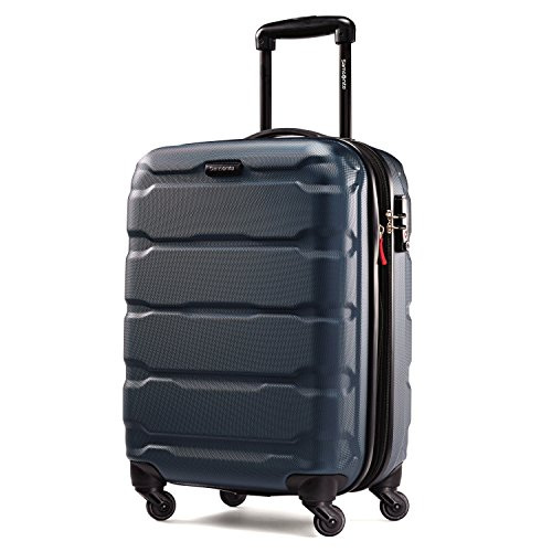 Samsonite Omni PC Hardside 20-Inch One Size Spinner - Teal