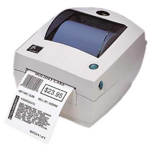 Zebra LP 2844 - Label Printer - B/W - Direct Thermal (E45873) Category: Label Printers by Zebra Technologies