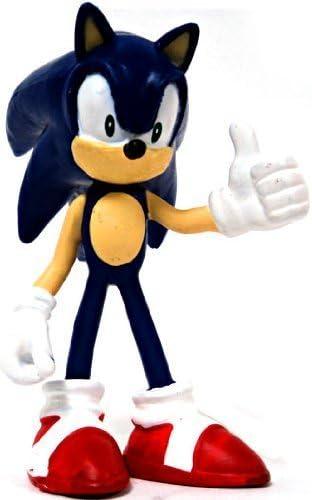 "Sonic the Hedgehog Gacha Tomy Buildable Figures-2/"" Sonic The Hedgehog"