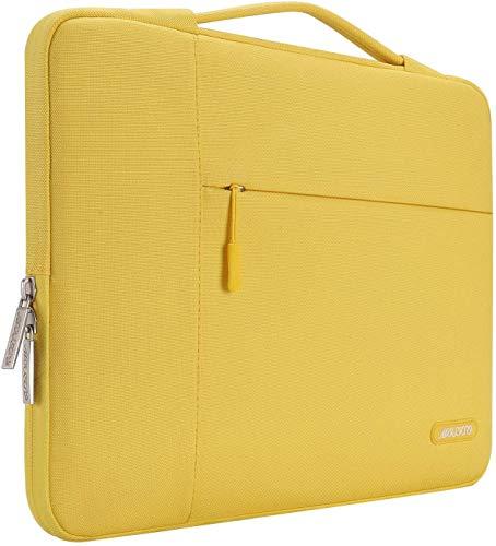 Funda maletin amariillo para Laptops 15 15.4 15.6 16