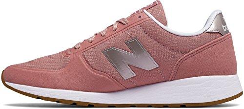 Ny Balans Kvinna 215 Sport V1 Sneaker Fiji / Vit