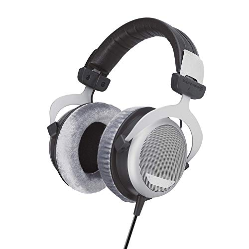 beyerdynamic DT 880 Premium Edition 600 Ohm Over-Ear-Stereo Headphones. Semi-Open Design, Wired, high-end, for Special Headphone amplifiers