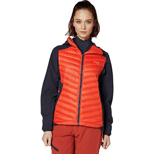 Helly Hansen Women's Verglas W Light Insulator Jacket, Grenadine, - Helly Hansen Hybrid