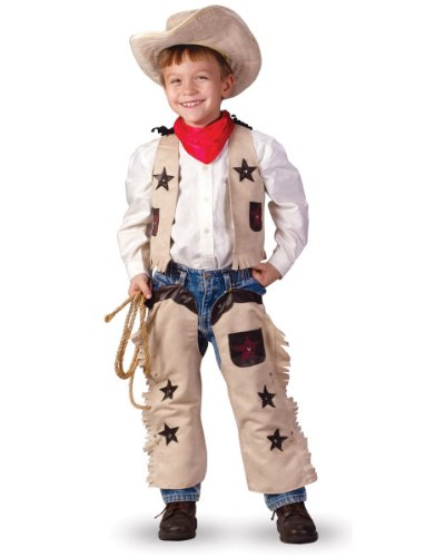 Lil' Sheriff Costume (Toddler 24-2T) - (2t Cowboy Costumes)