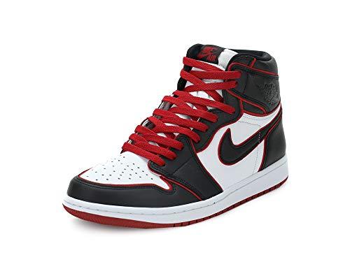 Nike Air Jordan 1 Retro High Og Mens 555088-062 Size 10 from Nike
