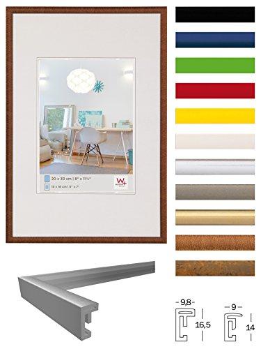 Kunststoffrahmen New Lifestyle A2 schwarz 42x59,4 cm