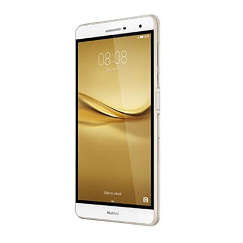 Huawei Phablet 7 Inch (Android 5.1 19201200 Octa Core 3GB RAM 32GB ROM)-White & Golden