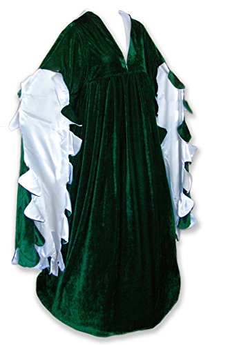 Scall (Green Medieval Dress)