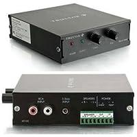 C2G TruLink Audio Amplifier (Plenum Rated) - 150 Hz to 20 kHz - 40100