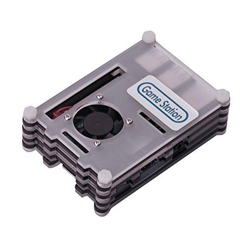 Retro Arcade Game Station ES Raspberry Pi Model 3B 8-32 Bit vintage games Kodi 16.0, over 10000 unrepeated games