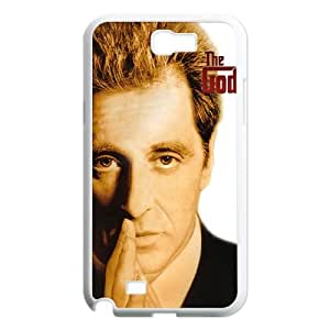 Godfather Samsung Galaxy N2 7100 Cell Phone Case White ZUK
