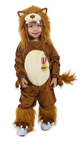 Lion From The Wizard Of Oz Costumes (Princess Paradise Baby's The Wizard Of Oz Cowardly Lion, Brown, 12 To 18 Months)