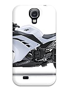 Hot Hot Style Protective Case Cover For Galaxys4(ninja Motorcycle)