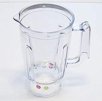 Moulinex Vaso mezclador de plástico para batidoras ...