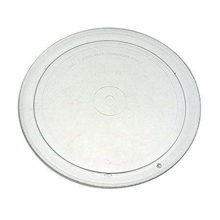Whirlpool - Plato giratorio para microondas (27 cm): Amazon ...