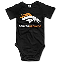 Hoicp Denver Broncos Baby's Climbing Clothes
