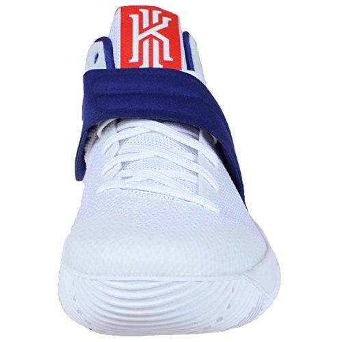 University Kyrie Nike Uomo Scarpe Blue Basket Royal deep 2 Bianco Red da White BanBfq84F