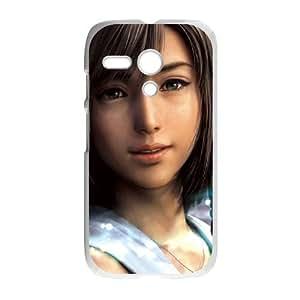 Final Fantasy Motorola G Cell Phone Case White P6694881