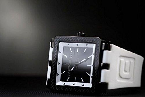 Rockwell Time CF Lite Watch, White/Black