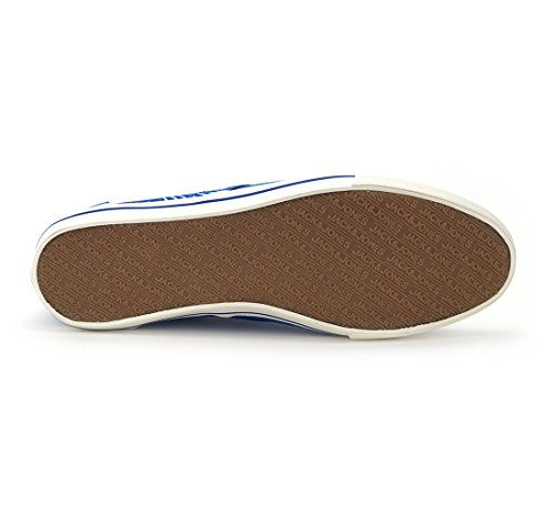JACK & JONES - Zapatillas de Lona para hombre Multicolor multicolor Multicolor - Imperial Blue (Blau)