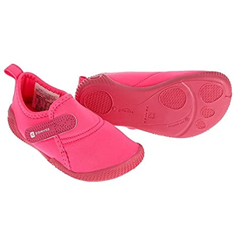 160cd76f916a Buy DOMYOS LIGHT BABY GYM SHOES - PASTEL PINK (EU 30) Online at Low ...