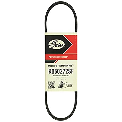 Gates K050272SF Belt: Automotive
