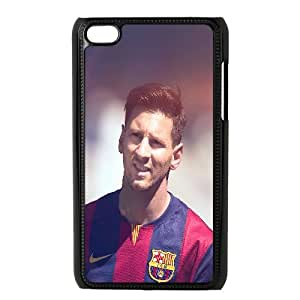Printed Phone Case Lionel Messi For Ipod Touch 4 Q5A2113510