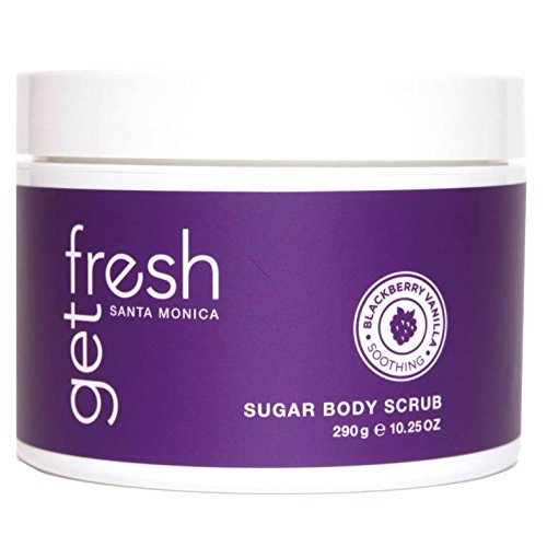 (Get Fresh - Blackberry Vanilla Sugar Body Scrub)