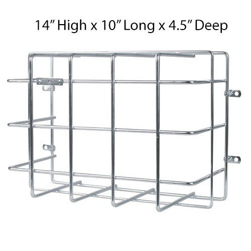 14'' x 10'' x 4.5'' Wire Guard by Carpenter Lighting (Image #1)