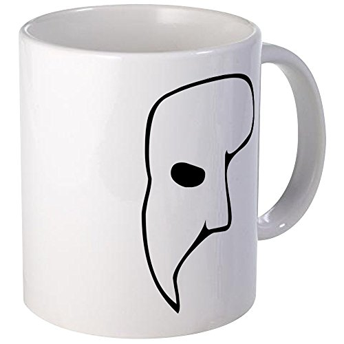 [CafePress - Phantom Of The Opera - Unique Coffee Mug, Coffee Cup] (Custom Phantom Of The Opera Costumes)