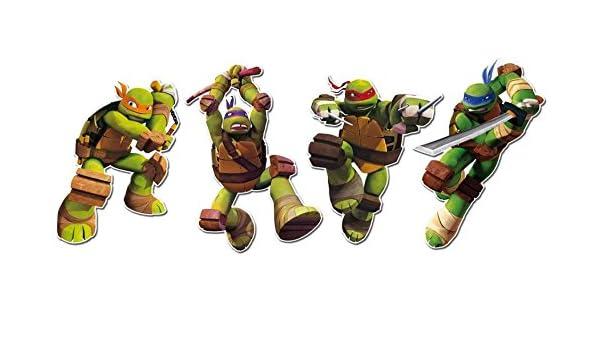 Mini Figuras Tortugas Ninja: Amazon.es: Juguetes y juegos