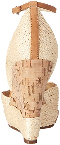 Schutz Damen S0-15990080 Espadrilles Mehrfarbig (Cru/Light Wood)