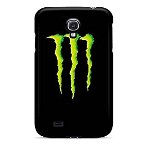 Samsung Galaxy S4 OZC10498ijyZ Support Personal Customs HD Monster Pattern Great Hard Phone Cases -AlainTanielian