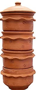 Teracotta Stack Composter