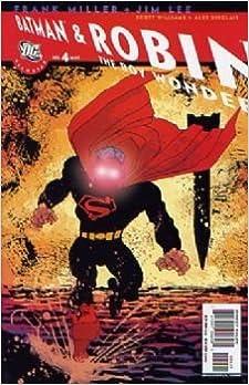 All Star Batman #4 Frank Miller 1 in 10 Variant: Frank Miller