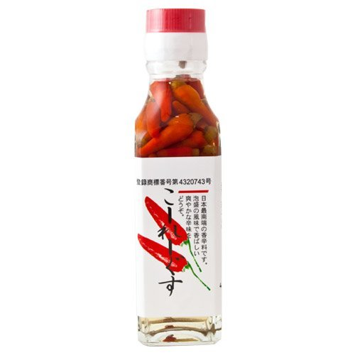 Koregusu Okinawa seasoning (bottling) 120ml