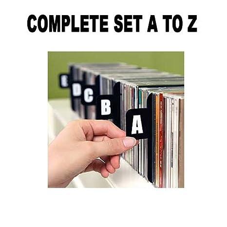 DVD separadores para archivador (sección separadores CD separadores para archivador/DVD separadores para archivador
