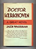img - for Doctor Kerkhoven book / textbook / text book