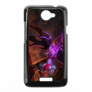 HTC One X Cell Phone Case Black League of Legends Varus 0 LK1589639
