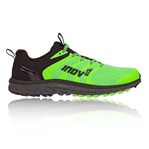 自信がある服を片付ける給料Inov8 Men's Parkclaw 275 Running Shoes Green / Black M10.5 [並行輸入品]