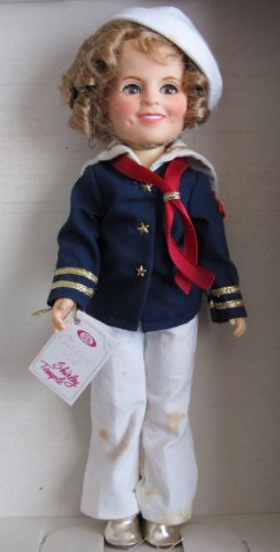 IDEAL Shirley Temple CAPTAIN JANUARY Doll 12