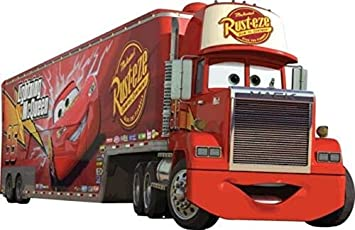 Movie Cars For Sale >> Amazon Com Donl9bauer Mack The Truck From The Movie Cars