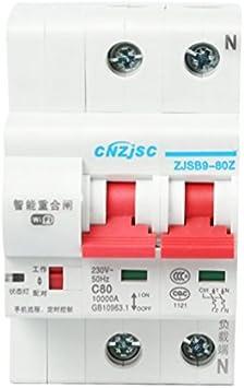 CNZJSC Wifi Smart Circuit Breakers - - Amazon.comAmazon.com