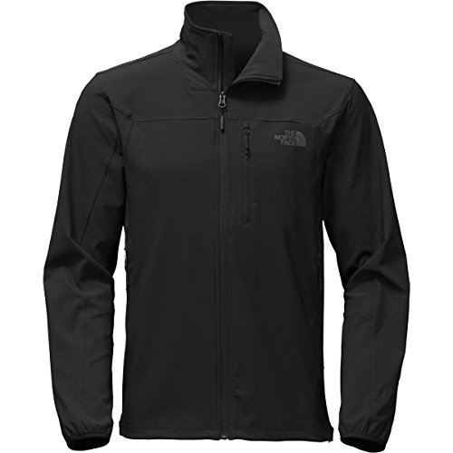 The North Face Men's Apex Nimble Jacket TNF Black - L by The North Face